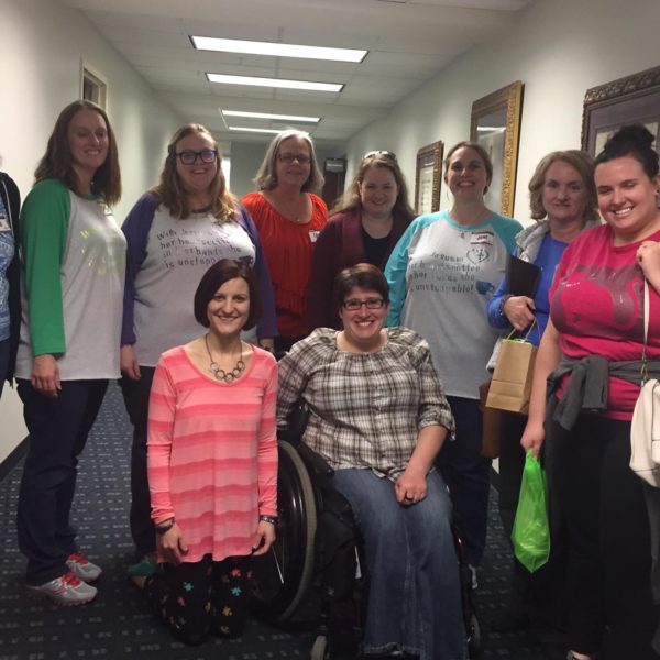 CF1 Special Needs Ministry Team Ladies